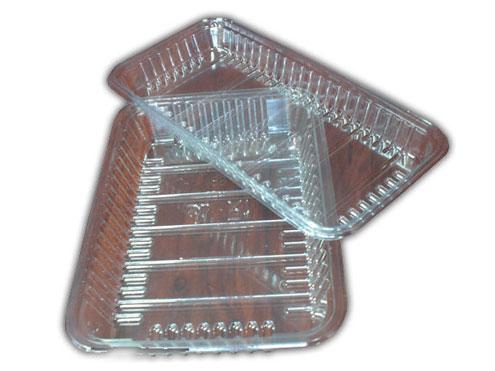bandejas plástico hortalizas