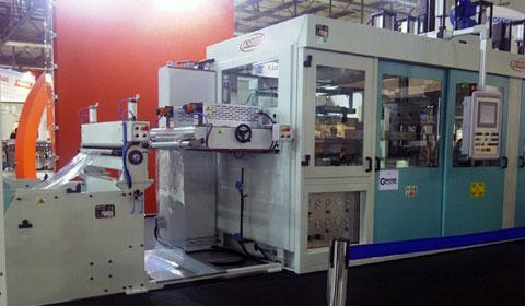 Maquinaria para la industria del plástico