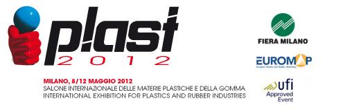 Feria PLAST 2012 del plástico en Milán