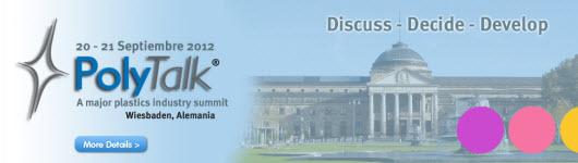 Polytalk 2012. 3ª Cumbre de la industria del plástico