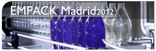 Empack Madrid 2012. Salón del envase y el embalaje