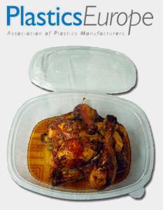 Envases de plástico sostenibles para alimentación