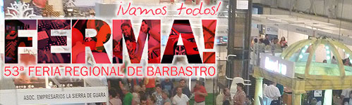 Arapack en Feria Regional de Barbastro