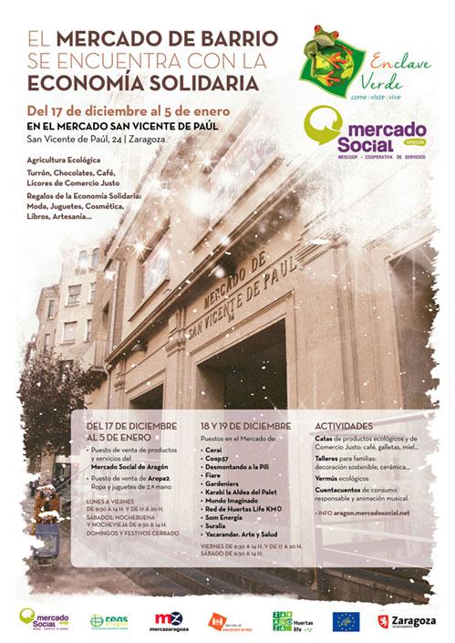 Programa MESCoop Mercado San Vicente de Paúl - Navidad 2015