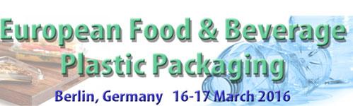 Evento sobre envases de plástico y embalaje sostenible para alimentación