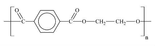Enlaces químicos del Tereftalato de polietileno