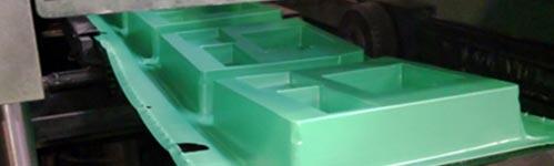 bandeja plástico termoconformado