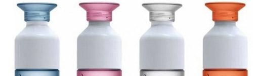 Botellas plástico diseño