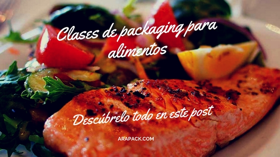 Clases de packaging alimentos