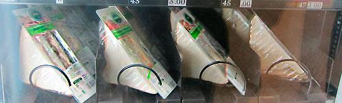 Envases de plástico termoconformado para sándwiches