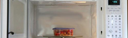 Envases aptos para microondas