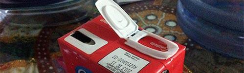 errores packaging
