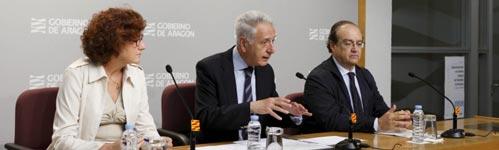 El Gobierno de Aragón y Ecoembes presentan los últimos resultados de reciclado de envases de la región