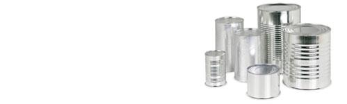 las latas metálicas serán sustituidas por latas de plástico