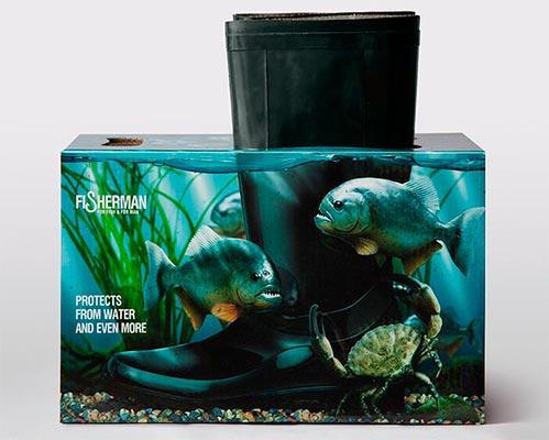 Un llamativo packaging que ayude a la venta