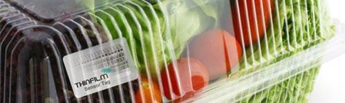 Frescura de alimentos en envases de plástico