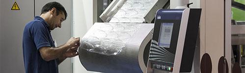 plástico termoconformado en Equiplast 2014