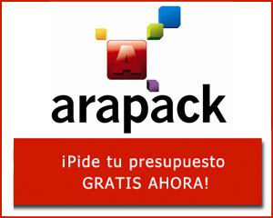Si necesitas un presupuesto competitivo consulta con Arapack